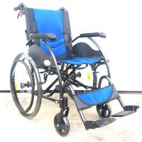 Kursi Roda Apollo Avico / Kursi Roda aluminium - Biru