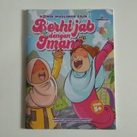 Komik Anak Islami Berhijab Dengan Iman