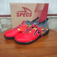 Sepatu Futsal Specs Cyanide Tnt 19 Fs Emperor Red - Original