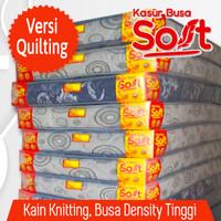 Kasur Busa Springbed Super Soft Quilting Tebal 18cm Garansi 5 Tahun - 90 x 200 cm