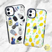 Casetify Pineapple Case Iphone 6 6+ 7 7+ 8 8+ X XS MAX XR 11 PRO MAX