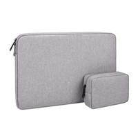 Tas Laptop Softcase Waterproof Nylon set High Quality 14 inch - ABU