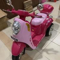 Mainan anak motor aki / motor anak - anak