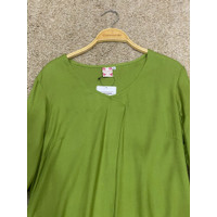 Cammomile Blouse Wanita 1904003 - Green Polos V3, S