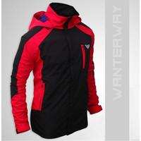 Jaket Gunung outdoor Waterproof dan Windbreaker anti air premium