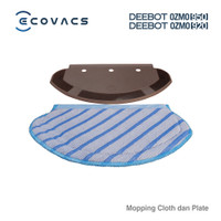 Ecovacs Aksesoris DEEBOT OZMO 920 / 950 Pad Plate and Mopping Cloth