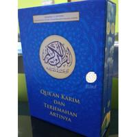Al-Quran Karim dan Terjemahan Artinya (HARD COVER) | Gus Baha