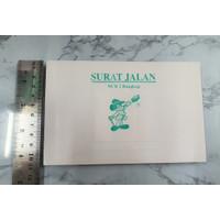 SURAT JALAN KECIL MICKEY MOUSE 16.5CMX10CM 2PLY