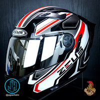 ZEUS Helm ZS 813 ++ IRIDIUM | BLACK AN5 GREY| + SPOILER ZS813