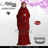 mukena polos anak by Vanzaa collection Bali 04