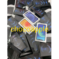 Apple iPhone 12 Pro 256GB Graphite Blue Gold Silver Garansi 1 Tahun - Gold