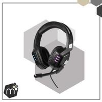 MIMAMO Headset Gaming Wired Immersive FeedBack Sound Headphone