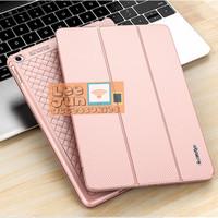 New iPad 2018 9.7 Gen-6 iPad 6 KAKUSIGA Carbon 3 Fold Smart Cover/Case