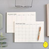 The Times Weekly Monthly Planner Memopad / Agenda Mingguan & Bulanan