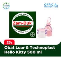 Zambuk Obat Luar 25 gram & Technoplast Hello Kitty 500 ml