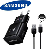 Charger Samsung S10 Plus Original Fast Charging Usb Type C S8 S9 S10