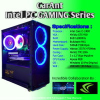 PC GAMING | Intel Core i5 - 2400 | NVidia GTX 950 2GB GDDR5 | 8GB RAM