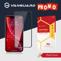 Vanguard Tempered Glass iPhone X XR XS MAX 11 PRO 3D Full Cover - Back Camera