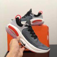 Sepatu Running Pria Nike Joyride Run Black White Red - 40