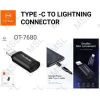 Mcdodo OTG Adapter Konverter Type C to iPhone Lightning OT-7680