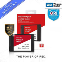 SSD WD Red 1TB SATA NAS