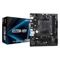 ASROCK A520M-HDV Motherboard AMD AM4 DDR4