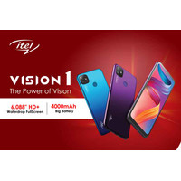 iTel Vision 1 Plus 2/32 RAM 2GB ROM 32GB GARANSI RESMI