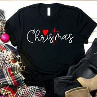 Baju Kaos Natal Pria Christmas big size 2xl XXXl xxxxl