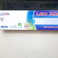 Lampu led aquarium aquascape SAKKAI PRO H 400