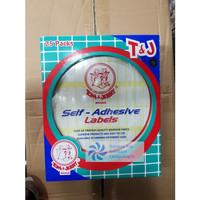 Stiker Label Tom & Jerry 100 103 105 DLL
