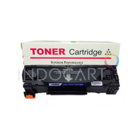 Toner Cartridge Compatible CE285A 85A-HP LJ P1102 M1132-dus putih