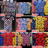 Baju Setelan Anak Bayi Motif LAKI 0-1 tahun