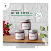 Viand Bevande Food Powder Beetroot 40gr