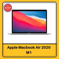 MacBook Air with Apple M1 Chip 13-inch 8GB RAM - 256 gb, Abu-abu