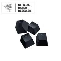Razer PBT Keycap Upgrade Set - Black