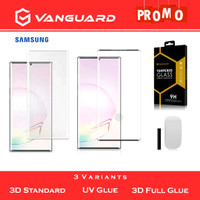 Vanguard Tempered Glass SAMSUNG Note 20 / Ultra Best Quality FullCover - 3D Standard, Note 20