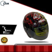 Helm evolution 41 black gloss