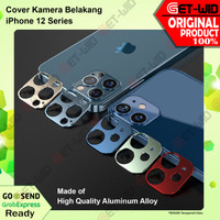 Cover Kamera iPhone 12 Pro Max / 12 Pro / 12 Mini not Tempered Glass