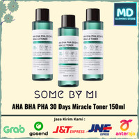 SOMEBYMI SOME BY MI AHA BHA PHA 30 days Miracle Toner Original 150ml
