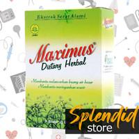 Maximus Dietary Herbal 30 Kapsul | Obat Pelancar BAB & Peringan Wasir