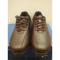 Sepatu Golf Mizuno Walking Style Brown - Original 100%