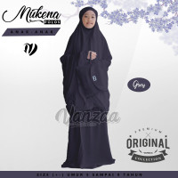 mukena polos anak by Vanzaa collection Bali 02