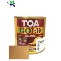 TOA Cat Emas Kubah - TOA Gold Waterbased W8008 Miracle Gold 1L