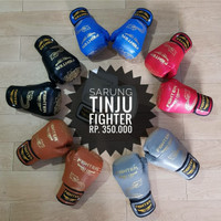 Sarung Tinju Murah Meriah / Boxing Glove Merk Fighter