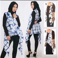 outer vest wanita model baru