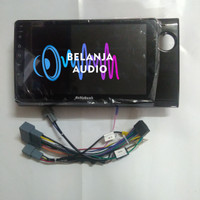 Head unit android 9inch tape mobil android murah - Brio/Brv/moblio