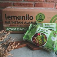 Lemonilo Mie Kuah Rasa Ayam Bawang NO MSG - 1 Dus ( 20 Pcs )