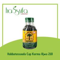 Habbatussauda Cap Kurma Ajwa 210 kapsul