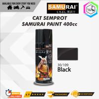 Samurai Paint 109 Black/Hitam Cat Semprot/Pylox