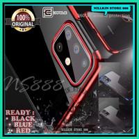 SAMSUNG GALAXY M51 M515 PLATING ORIGINAL SOFT CASE COVER CLEAR CAFELE